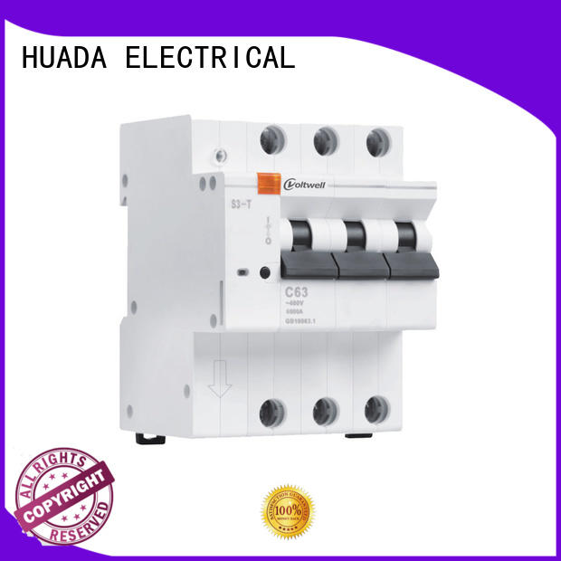 HUADA ELECTRICAL SMART CIRCUIT BREAKER compatible school