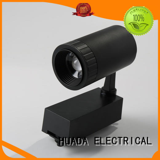 HUADA ELECTRICAL Breathable Smart Track Light customization service hall