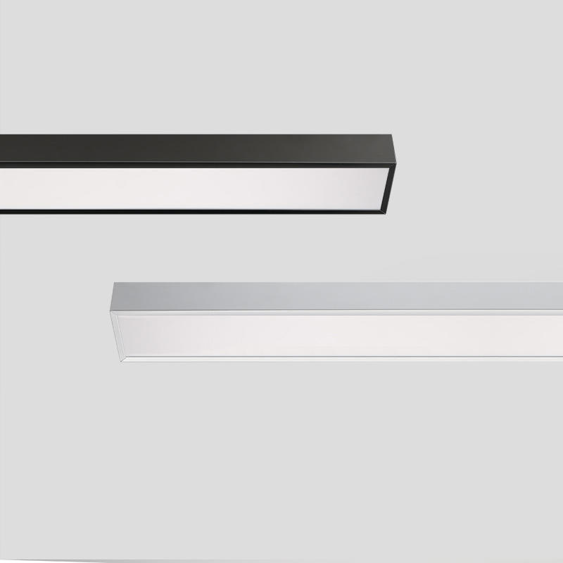 LED smart pendant linear light 1200X120X60