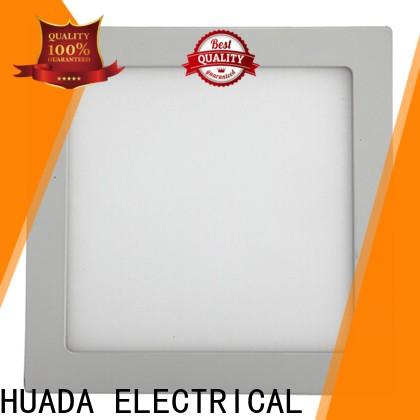 led surface led wall panel light light round for room