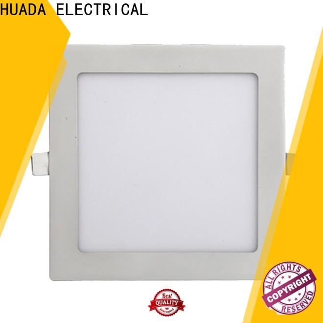 HUADA ELECTRICAL recessed best led panel lights ultrathin service hall