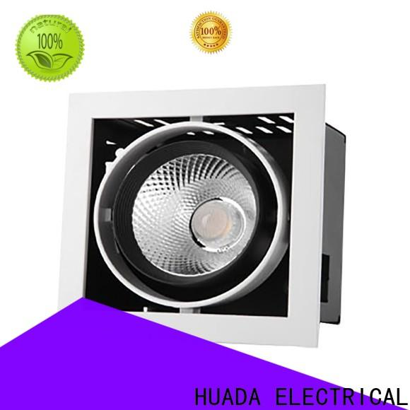 HUADA ELECTRICAL cheap spotlights light square service hall