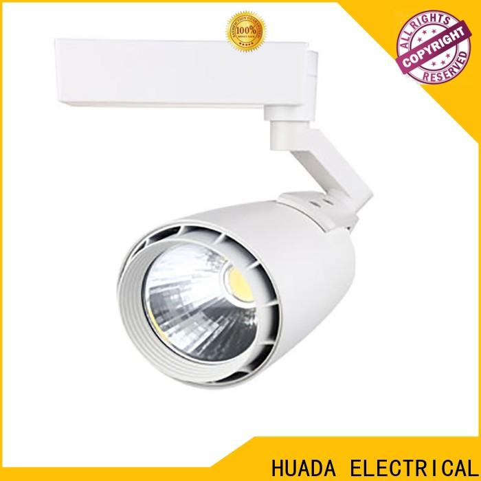 HUADA ELECTRICAL high quality track light fitting super bright shopping mall