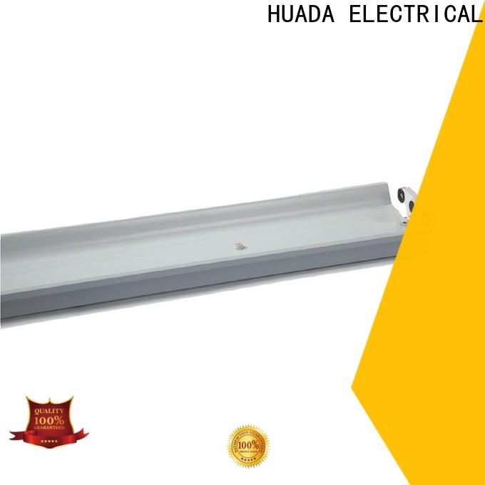 high quality led fluro tube with reflector office