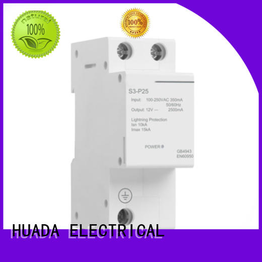 HUADA ELECTRICAL SMART CIRCUIT BREAKER safety guaranteed school