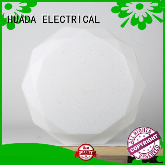 HUADA ELECTRICAL voice control Smart Ceiling light bluetooth factory