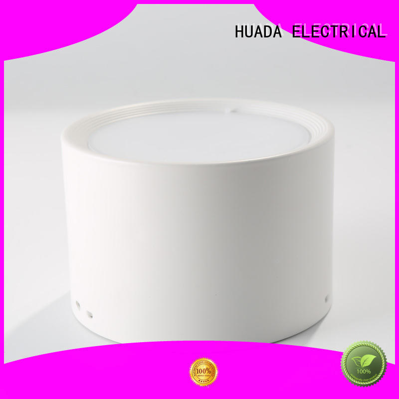 slim led flat panel light fixture energy saving service hall