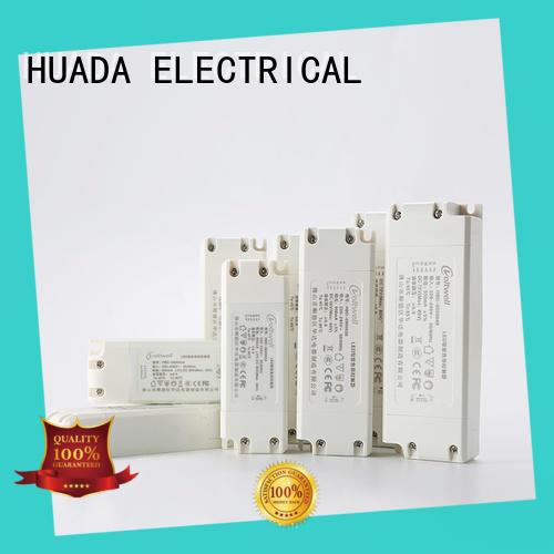 HUADA ELECTRICAL led spot light fixtures energy saving service hall