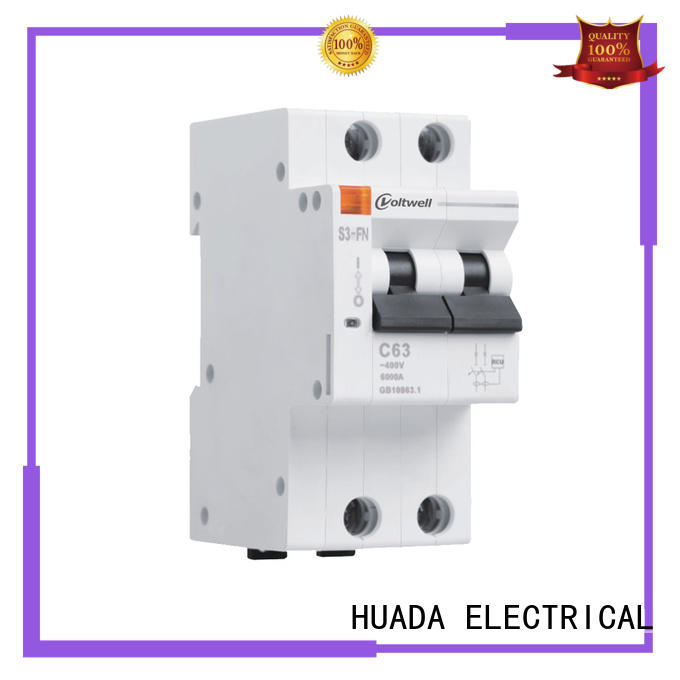 high security SMART CIRCUIT BREAKER leakage protection service hall