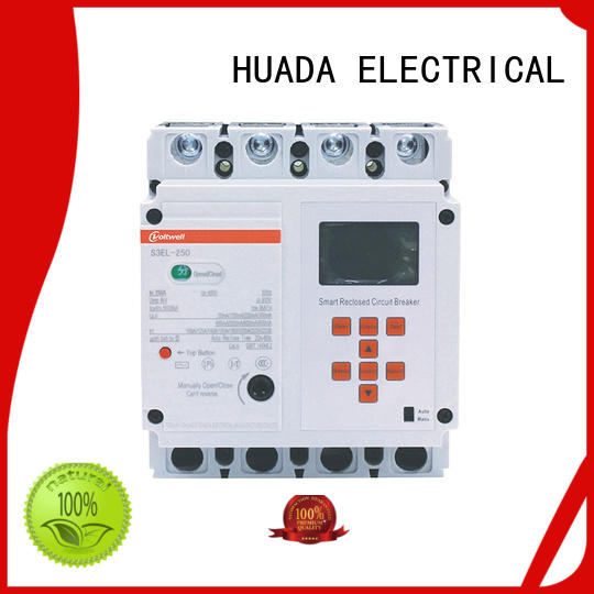 high security SMART CIRCUIT BREAKER compatible service hall