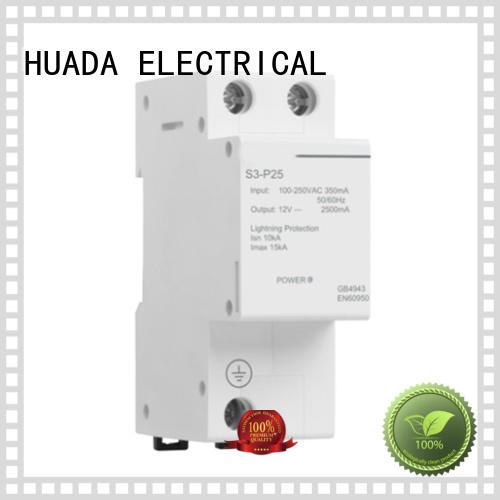 HUADA ELECTRICAL high security SMART CIRCUIT BREAKER safety guaranteed office