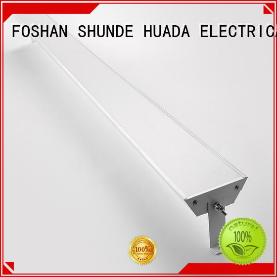 HUADA ELECTRICAL modern design led downlight fixtures energy saving factory