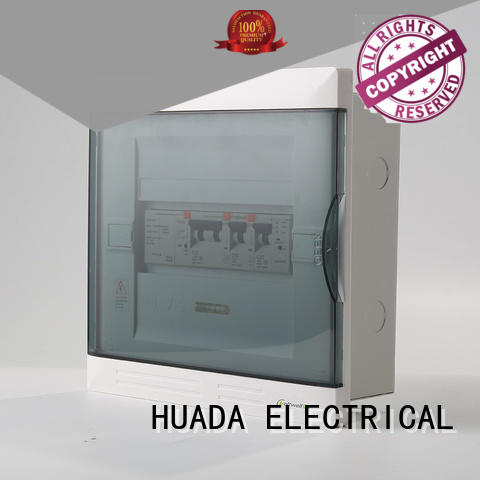 HUADA ELECTRICAL smart distribution cheap led panel light high quality school