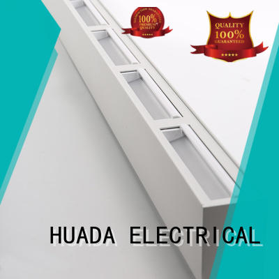 modern design led downlight fixtures hight safety school HUADA ELECTRICAL
