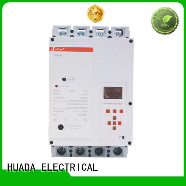 HUADA ELECTRICAL SMART CIRCUIT BREAKER safety guaranteed factory