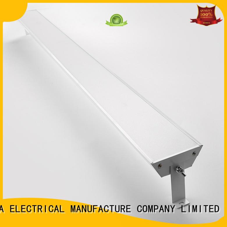 HUADA ELECTRICAL modern design led flat panel light fixture hight safety office