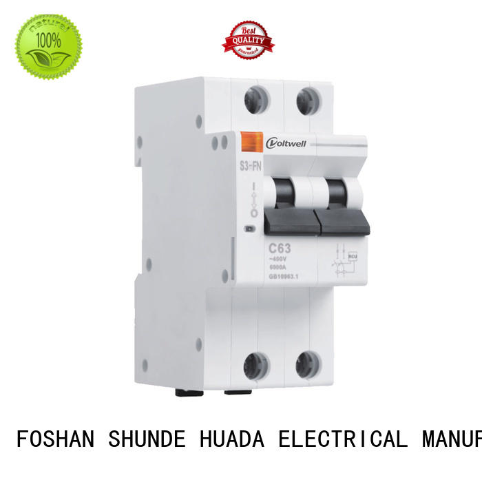 HUADA ELECTRICAL high security SMART CIRCUIT BREAKER compatible office