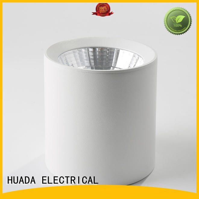 HUADA ELECTRICAL slim led flat panel light fixture hight safety factory