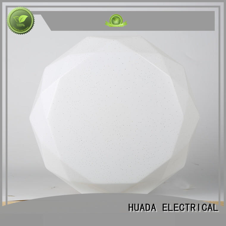 HUADA ELECTRICAL voice control Smart Ceiling light bluetooth school