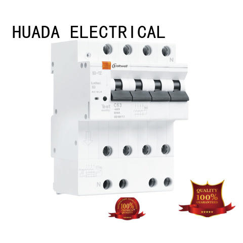 HUADA ELECTRICAL SMART CIRCUIT BREAKER compatible factory