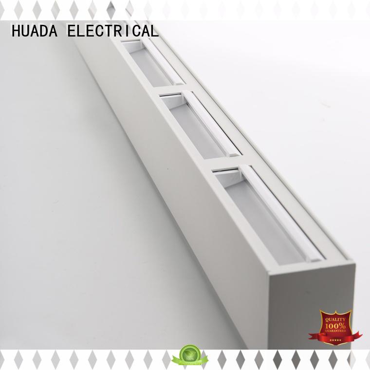 modern design led flat panel light fixture energy saving factory
