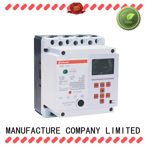 plastic case SMART CIRCUIT BREAKER leakage protection office